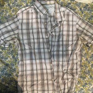 Medium button down shirt